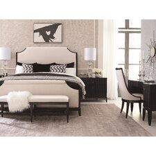 Symphony Upholstered Panel Customizable Bedroom Set