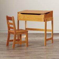 """Alexa 25"""" Art Desk and Chair"""