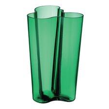 Alvar Aalto Emerald Vase