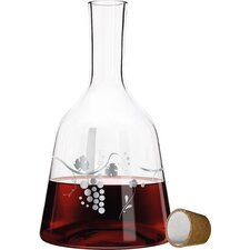 1,5 L Karaffe Red and White