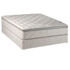 "Orthopedic 10"" Firm Innerspring Mattress With Box Spring"