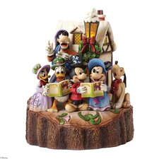 Holiday Harmony Caroling Figurine