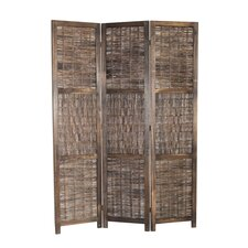 Solo 3-piece 170 x 120cm Room Divider