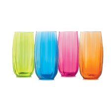 Samba 18.5 Oz. Water Glass (Set of 4)