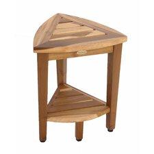 EarthyTeak™ Shower Seat