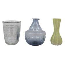 3-tlg. Vasen-Set