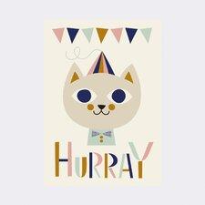 'Mr. Cat' By Ingela P Arrhenius Hanging Art
