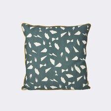 Mini Cut Throw Pillow