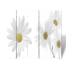 Blumen 5 Piece Room Divider