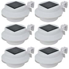 3 Light LED Pathway Lights (Set of 6)