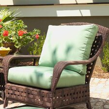 Haven Lounge Chair with Cushion