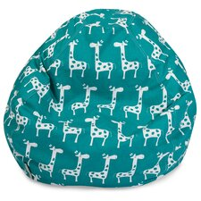 Stretch Classic Bean Bag Chair
