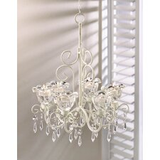 Blooms 6-Light Candle-Style Chandelier