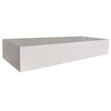 Floating Storage Shelf with Drawer