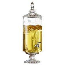 Westchester Optic Glass 2 Gallon Beverage Dispenser