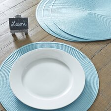 Round Braided Placemats (Set of 6)