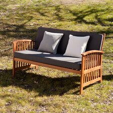 Greenup Outdoor Sofa with Cushions