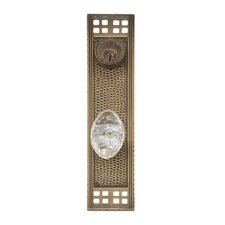 Privacy Door Knob with Push Button
