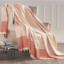 Turkish Cotton Throw Blanket