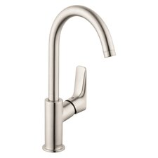 Logis Faucet Single Handle with Drain Assembly