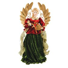 Holiday Angel Tree Topper