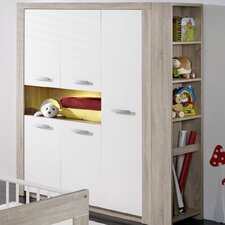 Maxy 5 Door Wardrobe