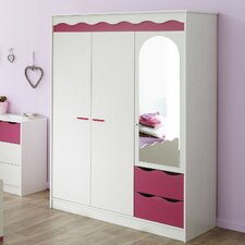 Embry 3 Door Wardrobe
