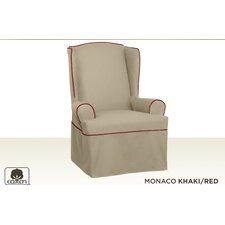 Monaco Armchair Slipcover  by Sure Fit