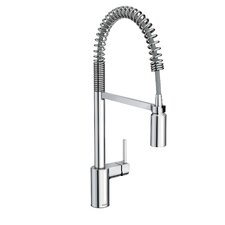 Align One Handle Pre-Rinse Spring Pulldown Kitchen Faucet