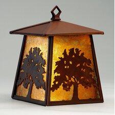 Oak Tree 1-Light Outdoor Wall Lantern
