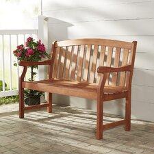Ashprington Wood Garden Bench