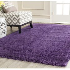 Douglasville Purple Area Rug