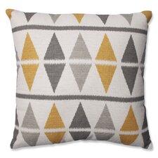 Acree Birch 100% Cotton Throw Pillow