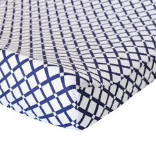 Nathaniel Geometric Changing Pad Cover