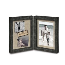 kendall hinged wood shadow box picture frame