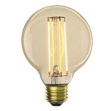 Nostalgic 5W E26 Medium Base LED Light Bulb (Set of 2)