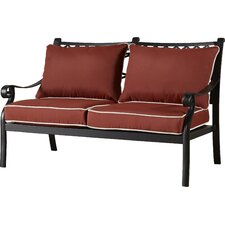 Hellam Loveseat with Cushions