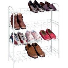 4 Tier Shoe Rack