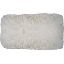 Halifax Tibetan Wool Lumbar Pillow