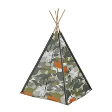 Dino Camo Kid Play Teepee