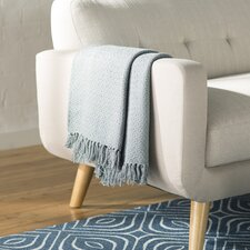 Polaris Cotton Throw Blanket