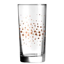 Speckle 15.25 oz. Highball Glass (Set of 4)