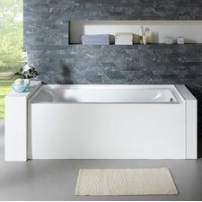 "Delano 59.8"" x 32"" Soaking Bathtub"