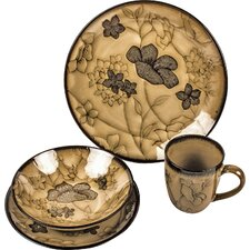 Jessica 16 Piece Dinnerware Set