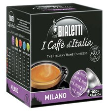 l Caffe D'italia Milano Coffee Pods (Pack of 16)