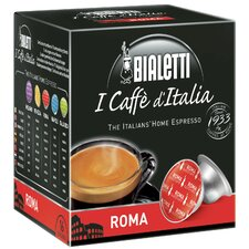 l Caffe D'italia Roma Coffee Pods (Pack of 16)