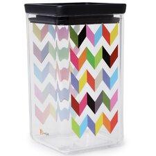 Ziggy Medium Dry 54 Oz. Food Storage Container (Set of 2)