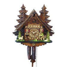 Driven Wood Cuckoo Clock