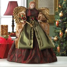 Christmas Angel Doll and Tree Topper