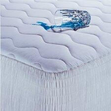 """Waterproof 0.75"""" Polyester Mattress Pad"""